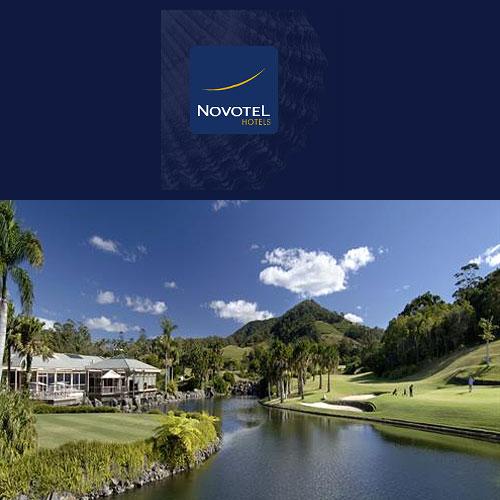Golf Course, Novotel Coffs Harbour Pacific Bay Resort