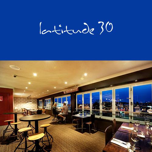 Latitude 30