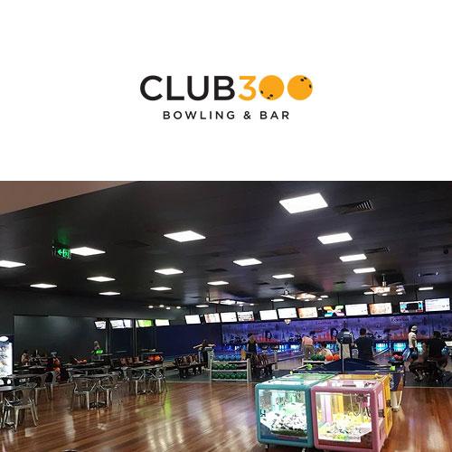 Club 300 Bowling and Bar
