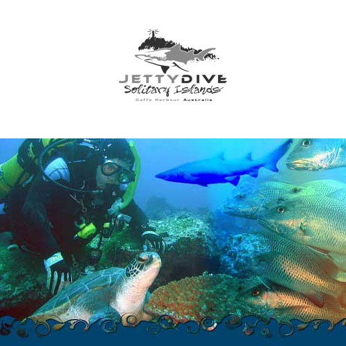 Jetty Dive