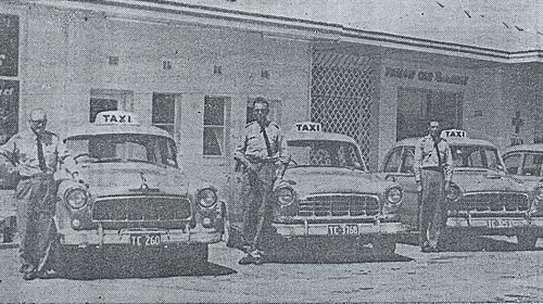 Coffs Harbour Taxis History